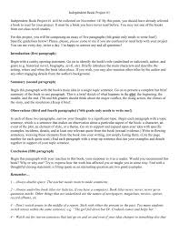 how to write movies in a paper independent book project 1 independent book project 1 will be