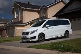 Modified A Class Mercedes Mercedes Benz V Class Black Crystal By Larte Design In White
