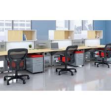 AIS Matrix Office Workstations NFL Officeworks - Ais furniture