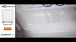 haier xpb60 287s 6kg top load twin tub washing machine