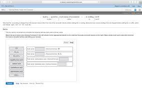 Naming Chemical Formulas Worksheet Binary Formula Chemistry