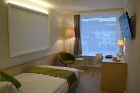 modern single room with free wifi in zurich