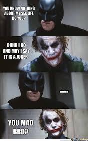 Sex Life Meme - batman s sex life by bubbagump 14 meme center