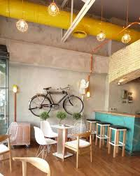 Awesome Cafe Shop Interior Design Ideas Contemporary Interior - Cafe interior design ideas