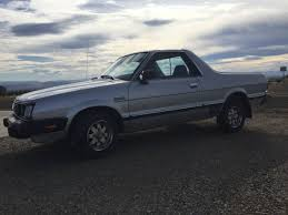 1985 subaru brat for sale 1985 subaru brat automatic for sale in zillah washington