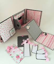 baby girl scrapbook album best 25 baby girl photo album ideas on pink
