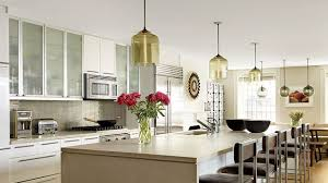what is the best lighting for kitchens 31 kitchens with pretty pendant lighting architectural digest
