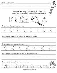 upper and lower case c worksheets for preschoolers several