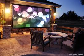Motorized Screens For Patios Diy Wall 2 Series Diy Wall Projector Screen Elite Screens