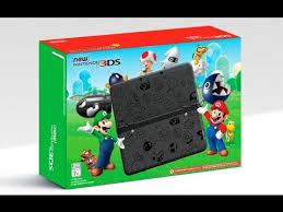 nintendo 3ds black friday amazon new nintendo 3ds super mario black edition unboxing black friday