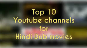 south movie dubbed hindi movie download youtube top 10 channel