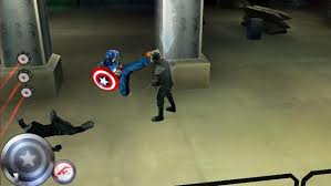 marvel launches captain america game and live wallpaper for android