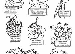 french foreign language worksheets u0026 free printables education com