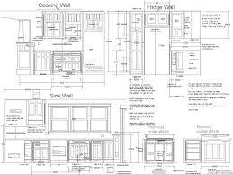 Kitchen Cabinet Standard Height Kitchen Cabinet Height Options Standard Design Better Homes