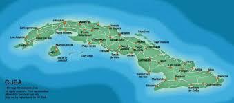 Cuban Map Map Of Cuba Varadero Map Holiday Travel Holidaymapq Com