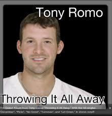 Tony Romo Meme Images - tony romo meme 5 blacksportsonline