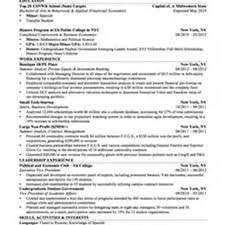 Private Banker Resume Example Wall Street Resume Resume For Your Job Application