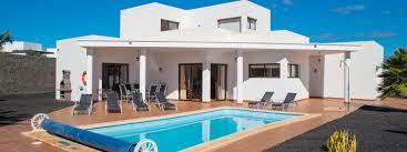 villas blancas official web villas in lanzarote playa blanca