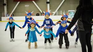 best kids u0027 ice skating rinks in new york city