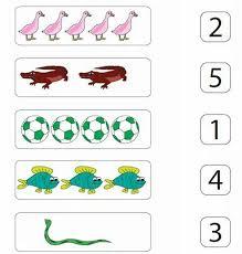 preschool counting worksheet 10 funnycrafts