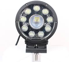 led driving lights for trucks round truck led driving lights hi lo beam 6 inch 42w 10 50v for