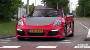 porsche matte red porsche boxster s red 7 1 of 7 world wide youtube