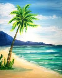 best 25 palm tree paintings ideas on pinterest palm tree crafts