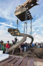 ice age mammoth bones discovered michigan farm