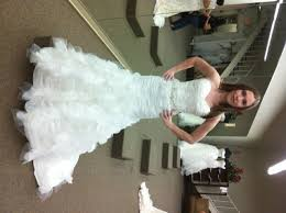 tight wedding dresses my dress is in but it s tight