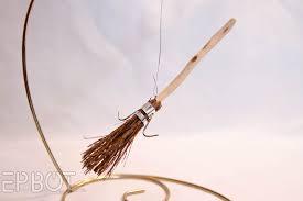 epbot diy harry potter quidditch broom ornaments