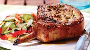 cuisiner cote de porc côtelettes de porc nagano sauce ponzu recettes iga barbecue