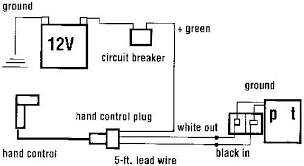 mile marker winch wiring diagram pertaining to mile marker winch