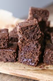 double chocolate chickpea or black bean brownies the roasted root
