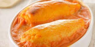 cuisiner quenelle quenelles gratinées à la sauce tomate facile et pas cher recette