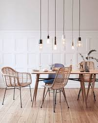 Dining Chair Ideas Best 25 Rattan Dining Chairs Ideas On Pinterest House Intended For