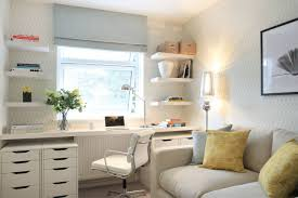 Small Bedroom Converted To Home Office Small Home Office Storage Ideas Decor Cool On Bedroom Organization