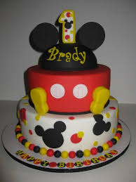 mickey mouse cake brady s 1st birthday mickey mouse cake smash cake