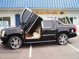 cadillac ext truck 2008 cadillac escalade ext want it whips
