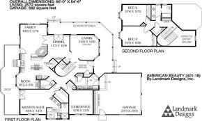 House Plans American Designs Home Design Pdf Floor For Hom Full Size