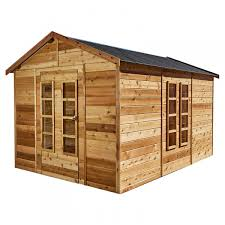 cedar sheds rosedale 2 54mw x 3 64md timber shed