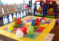 Party Room For Kids by Silka Far East Hotel Tsuen Wan Hong Kong Function Room
