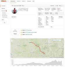 Map Of Tour De France by Our Tour De France Strava Ride Of Day On Stage 5 U2013 Thomas De Gendt