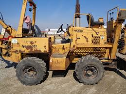 2000 vermeer v5800 626 trencher vermeer iowa and northern mo