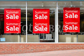 window posters summer sale window posters