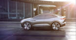 volkswagen u0027s answer to tesla model y was unveiled today tesla