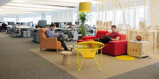 Facebook Office Design by São Paulo Offices Gensler