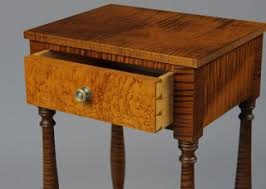 doucette and wolfe fine furniture makers custom nightstand