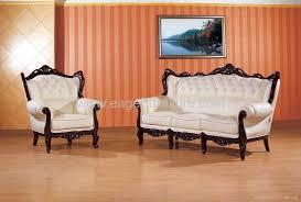 Leather Sofa Wooden Frame Classic Wooden Sofa Modrox Com