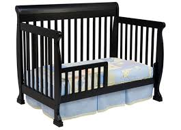 Cribs That Convert Into Beds Amazing Black Crib That Converts To Toddler Bed Guideline For