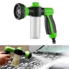 popular bath water spray buy cheap bath water spray lots from 8 spray pattern adjustable water gun high pressure for car wash gardening pet bathing watering 14x21cm